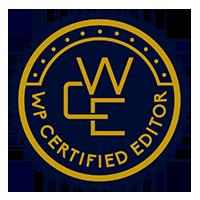 Wordpress Certified Editor