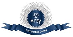 Авторизованный центр тестирования Authorized Chaos Group V-Ray Certification Center
