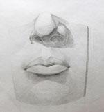 Рисунок. Уровень 2. Человек (голова, портрет, фигура)