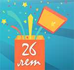 Центр «Специалист» отмечает 26-летие и дарит подарки