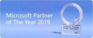 Центр «Специалист» победил в номинации Learning на Microsoft Partner Awards 2019
